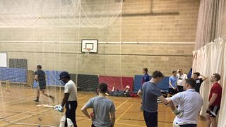 Winter nets 2018 off to a great start
