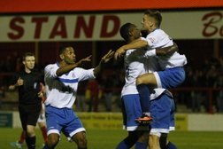 Three welcome points for Clarets at Ebbsfleet
