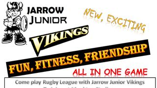 Launch of the New Junior Vikings