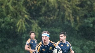 Gordonians v Mackie, Away 150912