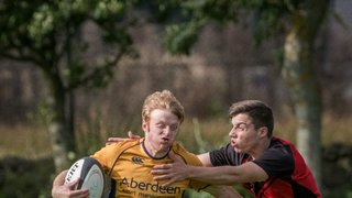 Gordonians overcome a physical Glenrothes side to collect maximum points in Fife.