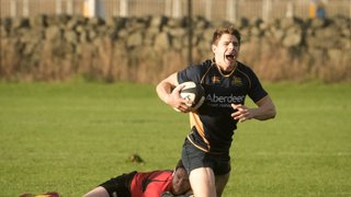 Gordonians overcome sluggish start to Triumph in Local Derby