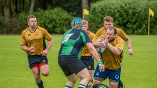 Gordonians Win Scrappy Home Encounter