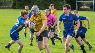 Gordonians 2s v Aberdeen University