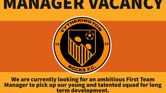 The Rocks Search for New Manager
