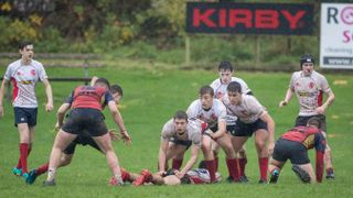 18s take Thriller at Ballyclare