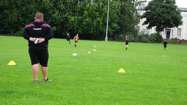 Training Not To Long Away