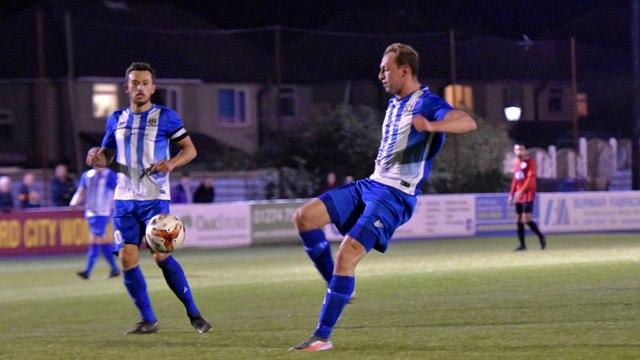 Thackley VS Eccleshill United - Match Report
