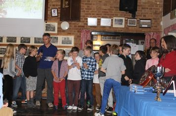 The Great U11 A & B Side, Winners of both their leagues