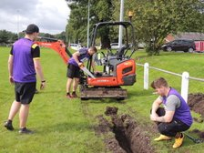 Northwich get ready for sport's comeback with NatWest RugbyForce