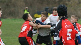 U 12's - Newsome Panthers - 11th March 2017