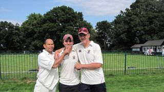 Godalming Cricket Team Pictures