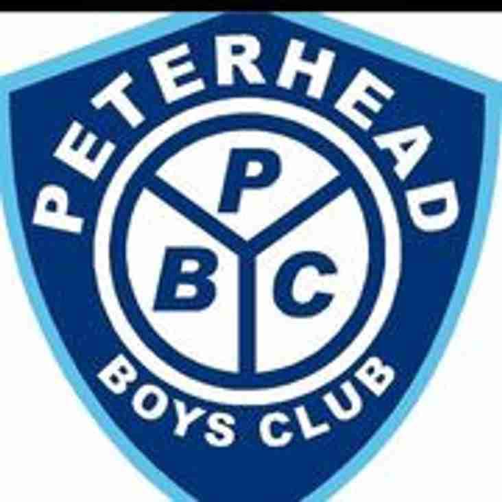 Peterhead BC 2006s 15s