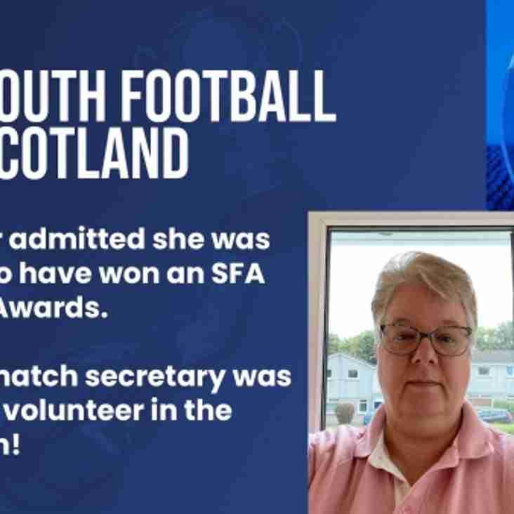 North Region Volunteer of the Year Award