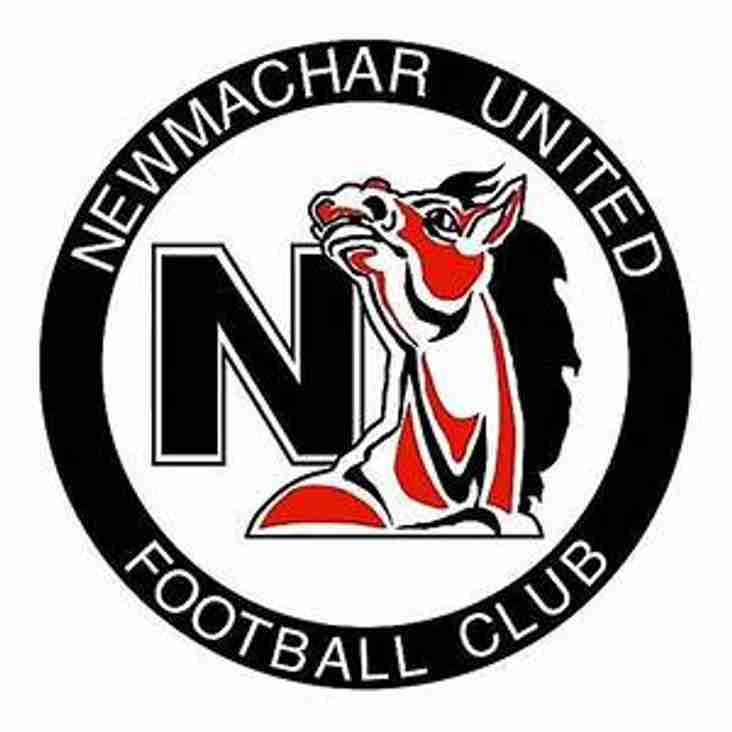 Newmachar United 2012s