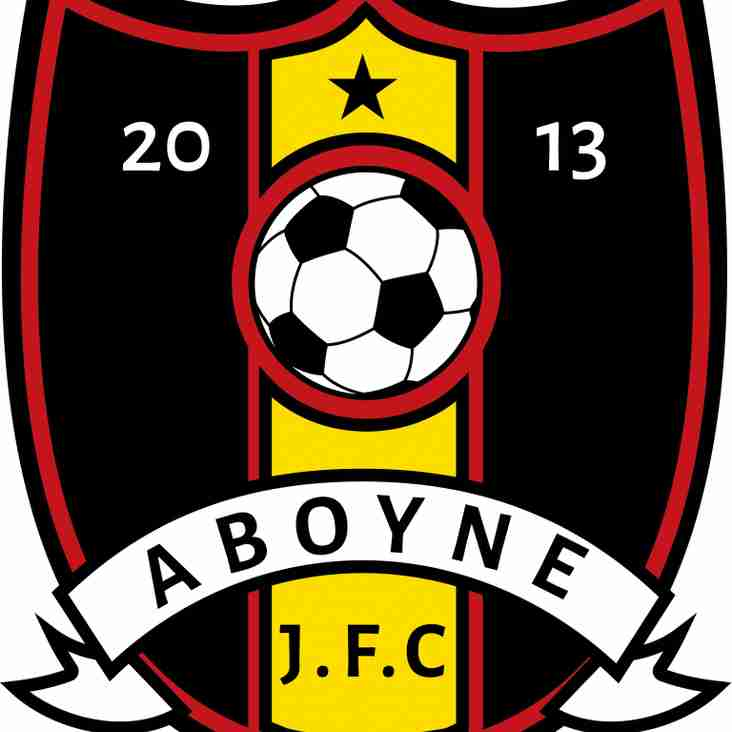 Aboyne JFC 2006s
