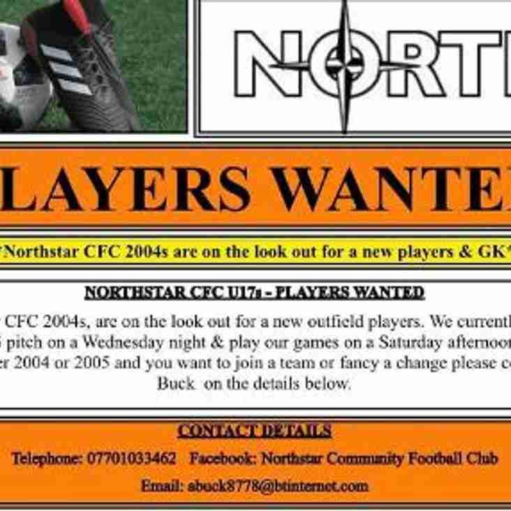 Northstar CFC 2004s