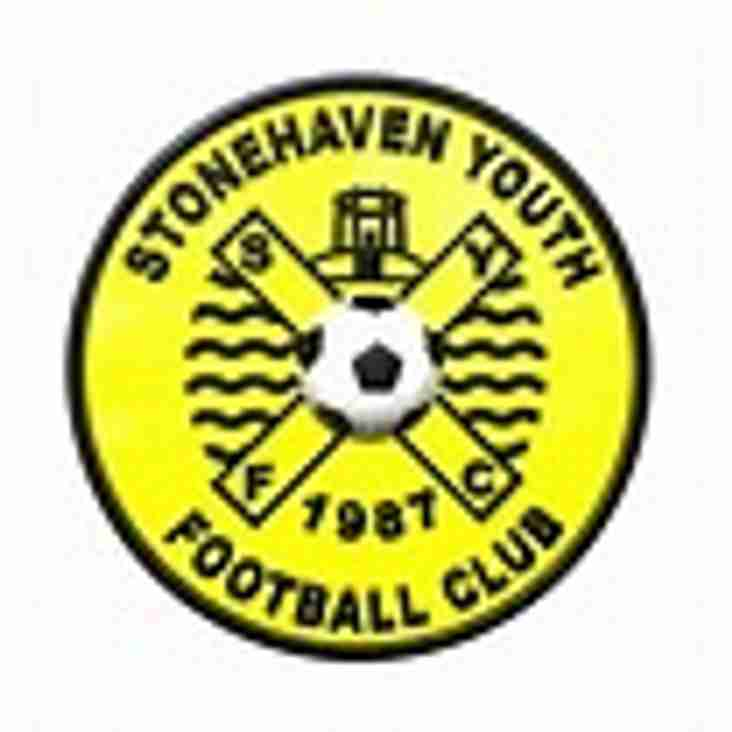 Stonehaven Youth FC 18s 2004s