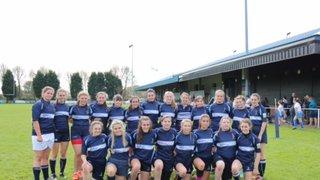 U18 Girls Continue Cup Run