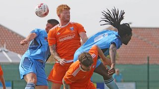 Holland FC 2 v Coggeshall United 1