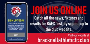 Share your story & stay in touch with BAFC
