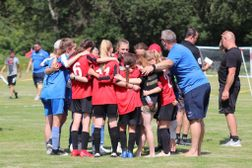 Crawley Wasps v's Oakwood U14s