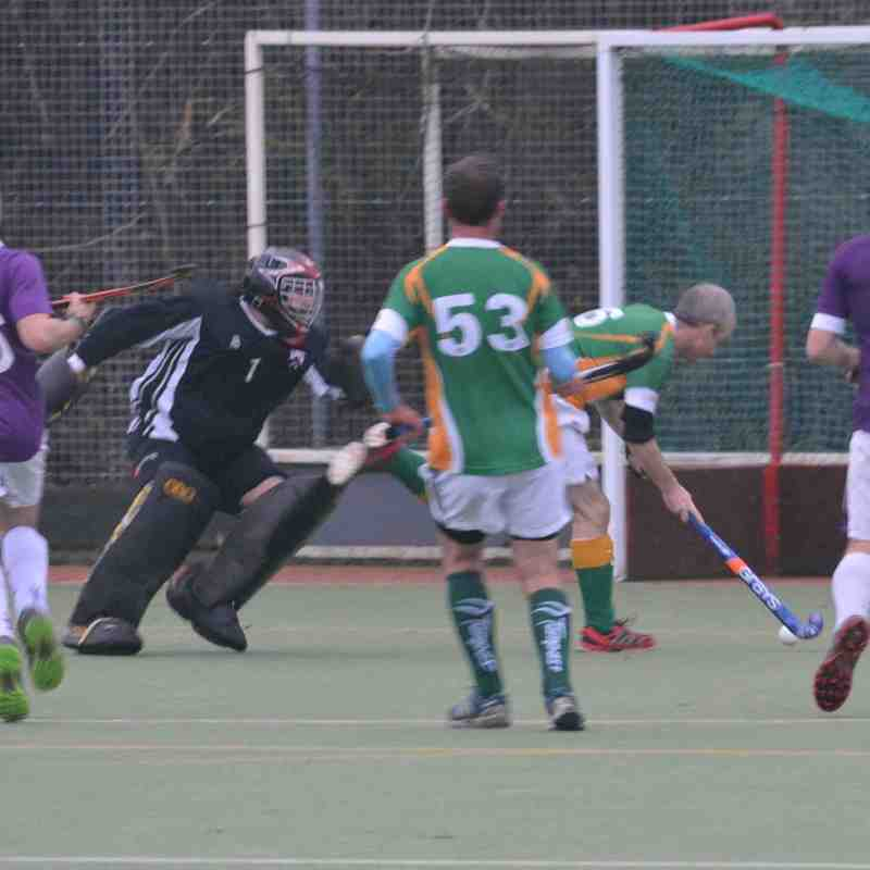 Morpeth 1st XI (1) vs Durham Uni 4th XI (0)