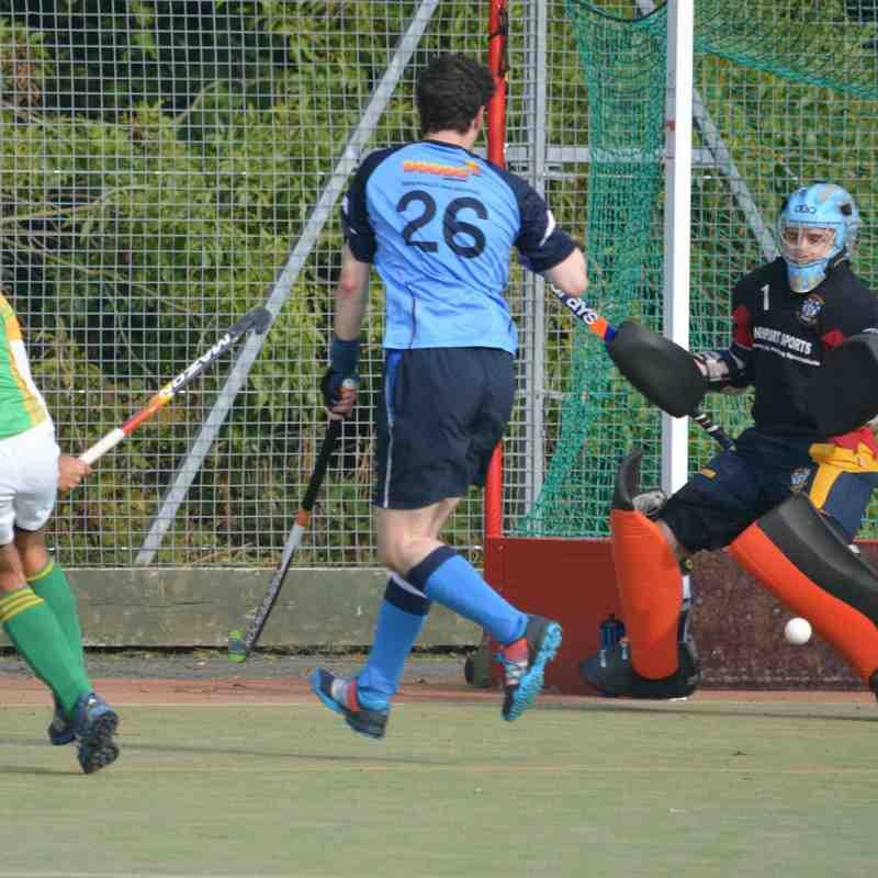 Morpeth 1st XI (6) vs Driffield 1st XI (1)