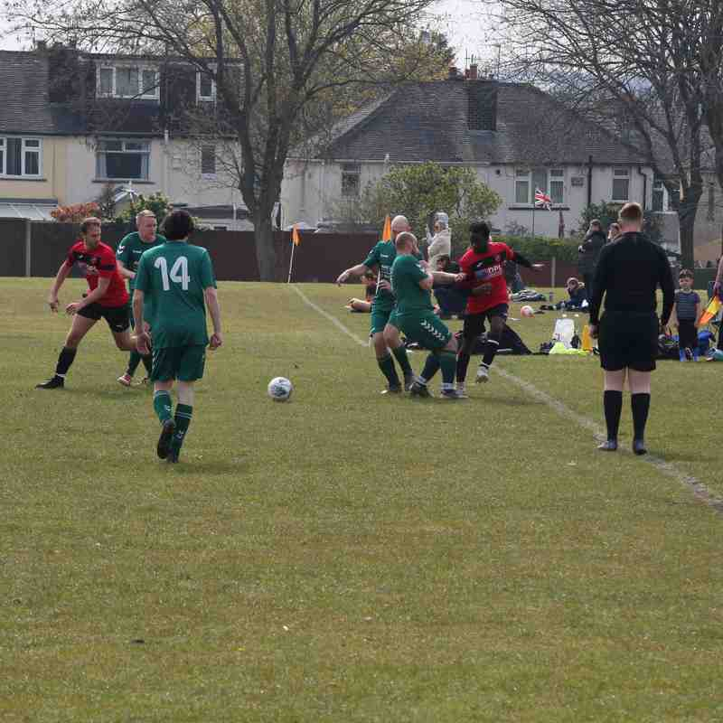 Oval FC 1 - 0 AFC Raeburn 18042021