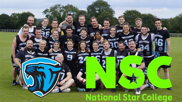 Fundraising for National Star!