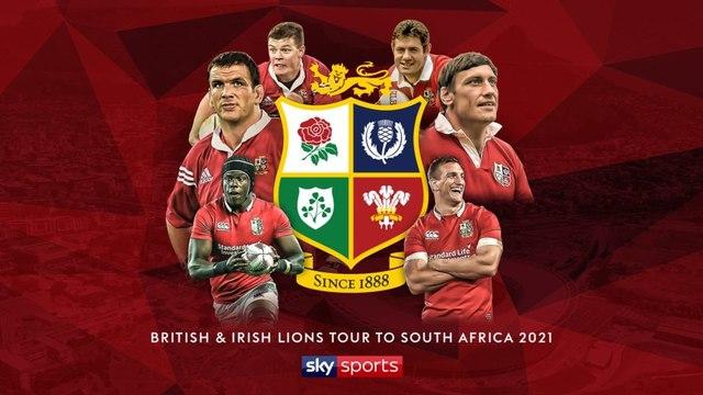 British & Irish Lions Third and Final Test