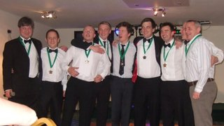 Mens 1s finish league as champions