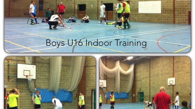 U16 Boys Indoor