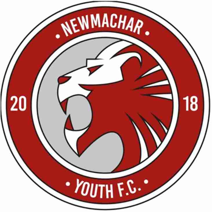 Newmachar Youth FC 18s - DoB 2004