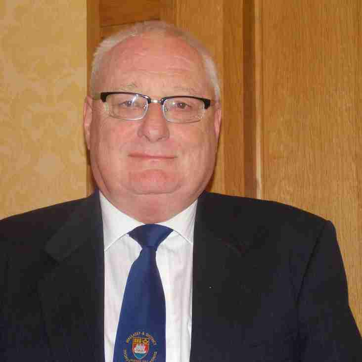 Reporting the sad loss of Dave Passey a long standing member of the League Management Committee
