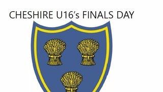 Under 16s Cheshire Final