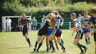 Pats v Dudley Hill