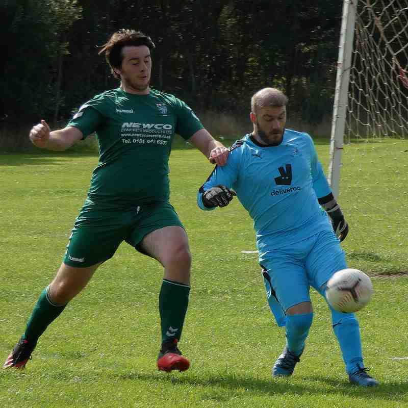 Barkers Armchair vs Oval FC 29082021