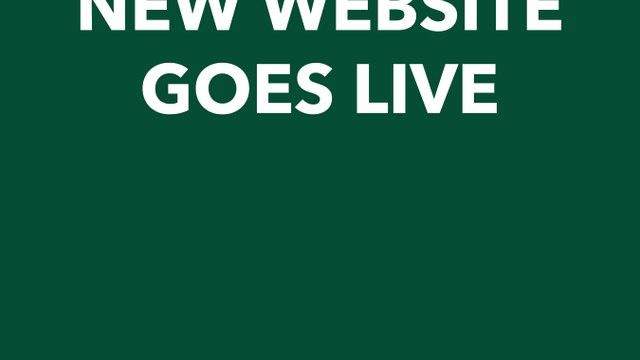 PAVIORS WEBSITE GOES LIVE