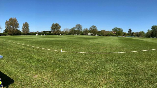 No cricket but plenty of work