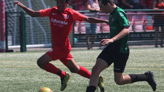 Nomads Academy to face Rochdale, Tranmere Rovers, Shrewsbury Town and Colwyn Bay