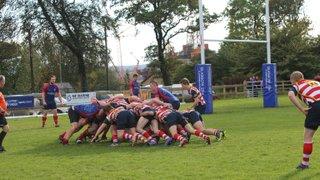 1st XV v Moray 4th October 2014