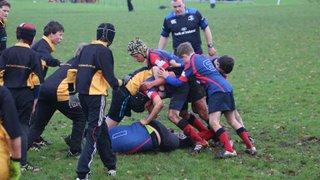 S1/2s vs Lochaber 6th December 2014