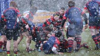 U18s v Cumnock - National Bowl QF 31/1/15