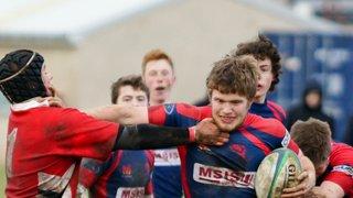 U18s v Orkney Sat 21st Feb 2015 (photos courtesy of Bill Husband)