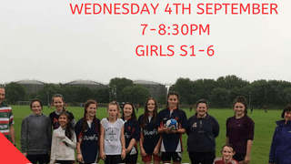 Girls Rugby Open Evening
