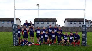 U16s maintain 100% record with close win over Orkney