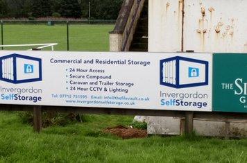 Invergordon Self Storage