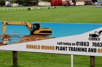 Donald Munro