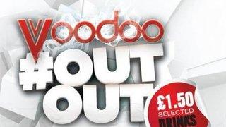 Voodoo - Romford's Premier Bar& Lounge - Boro's new main sponsor